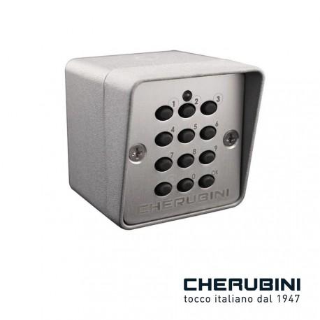 Teclado digital radio Cherubini
