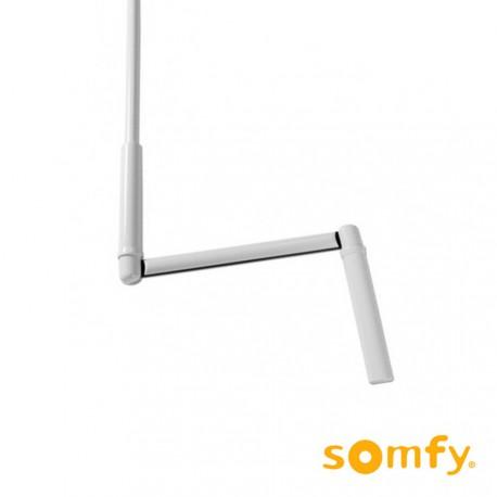 Kit de maniobra de emergencia Somfy para puerta de garaje