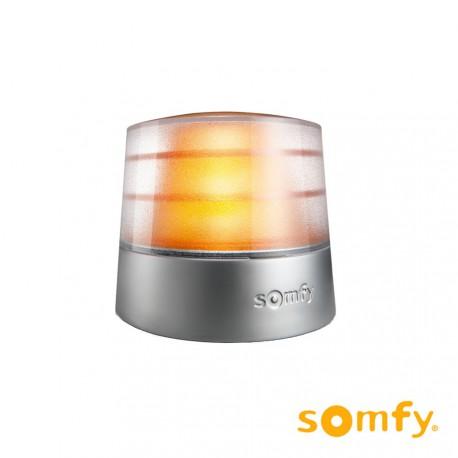 Luz naranja con leds 24 v Somfy