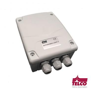 Central radio compatible con iluminación de LEDES pérgola Design
