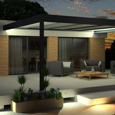 Pérgola Architect Thermotop® de aluminio - Pérgolas Bioclimáticas, Toldos y Persianas - Alsol-espana.es