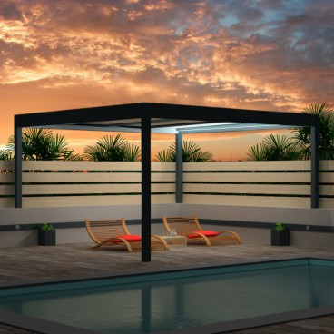 Pergola Architect Thermotop Autoportante